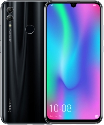 [TM] 6.2 HD+ Смартфон Honor 10 lite Чёрный (2019)