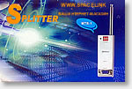Картсплиттер SPLITTER RS радио WTR-1 cardsharing